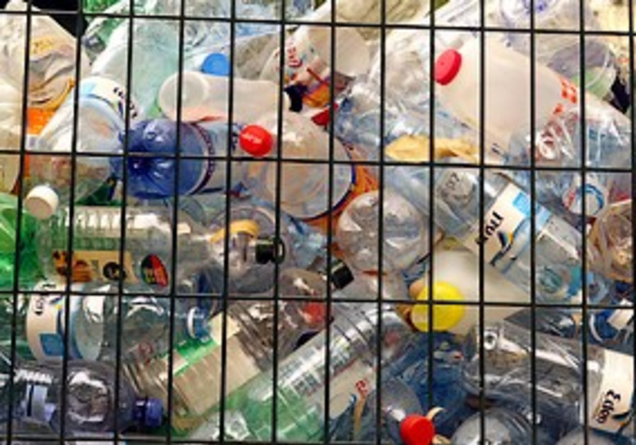 Why throw away NIS 4m. in bottles?