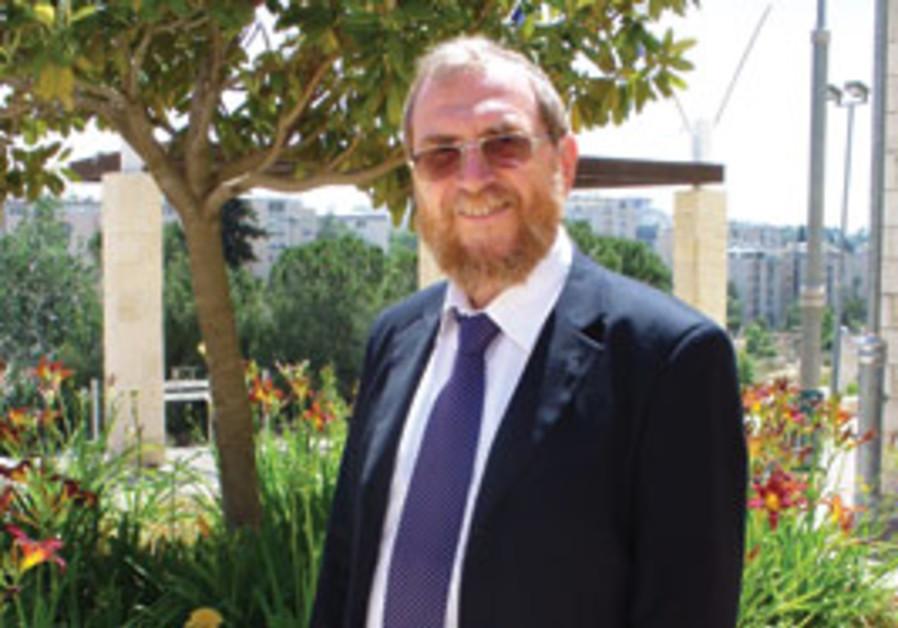 JTC President Prof. Noah Dana-Picard