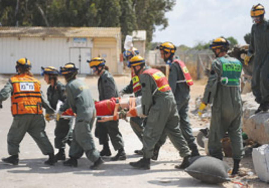 Turning Point 4 national civil defense exercise th