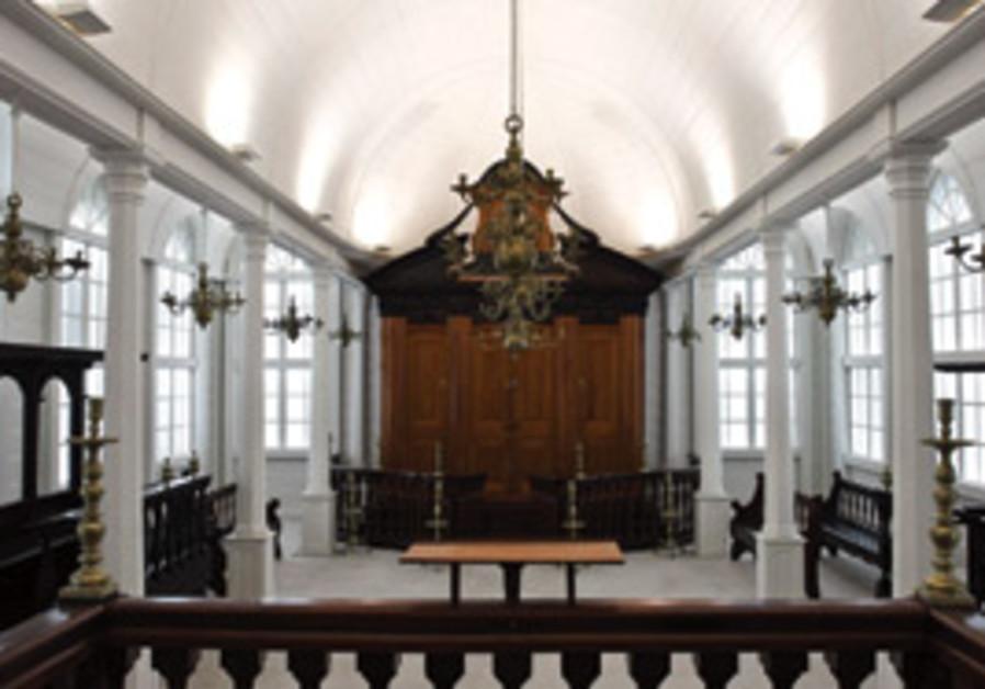 Zedek ve-Shalom Synagogue from Suriname