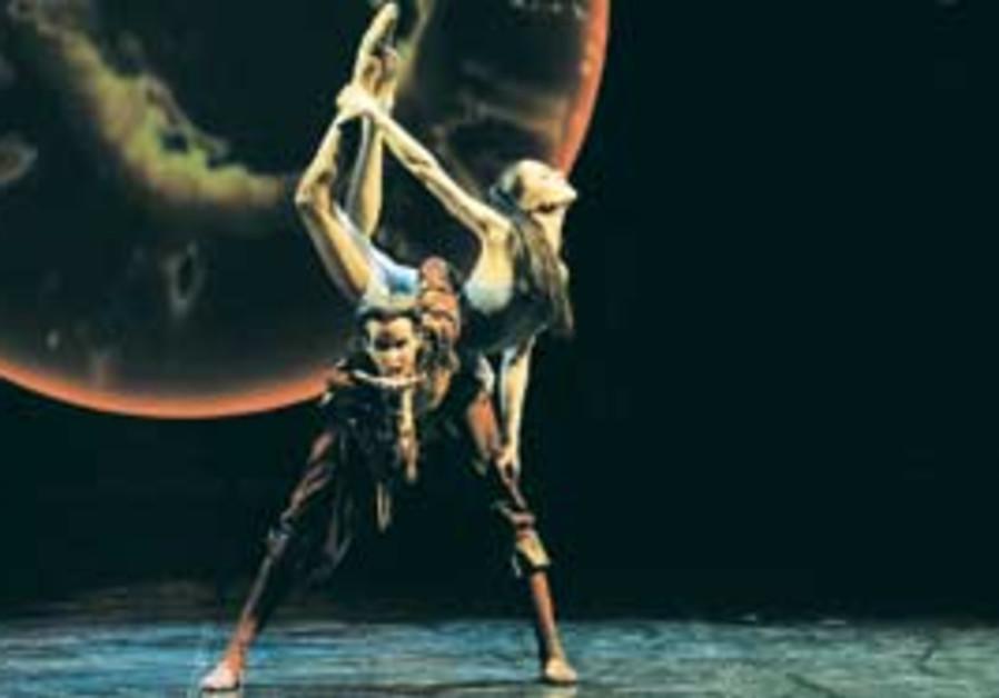 Elfman's ballet