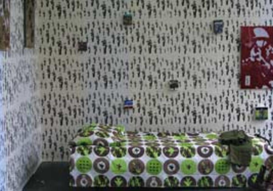 Freshpaint Wall installation