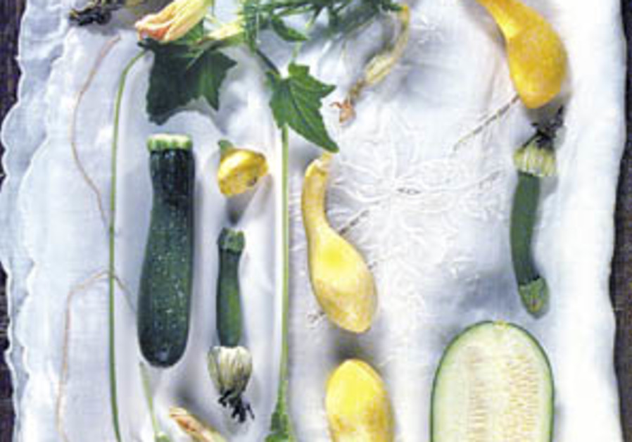 Savory squash spreads