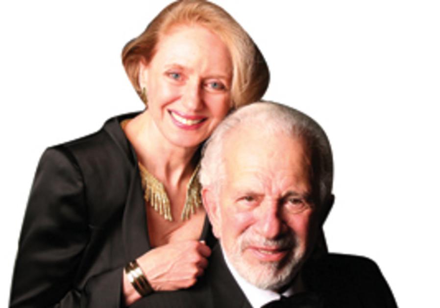 Dr. Leonard Polonsky and Dr. Georgette Bennett