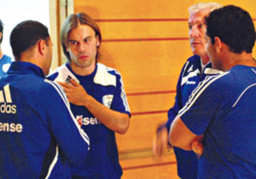 Bibras Natcho and Luis Fernandez