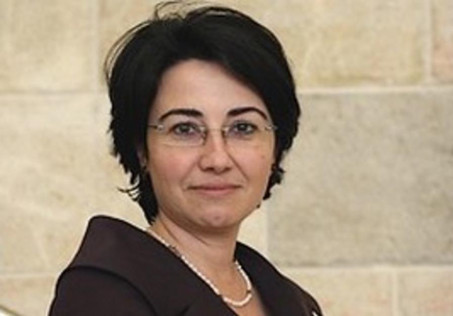 Balad MK Haneen Zuabi