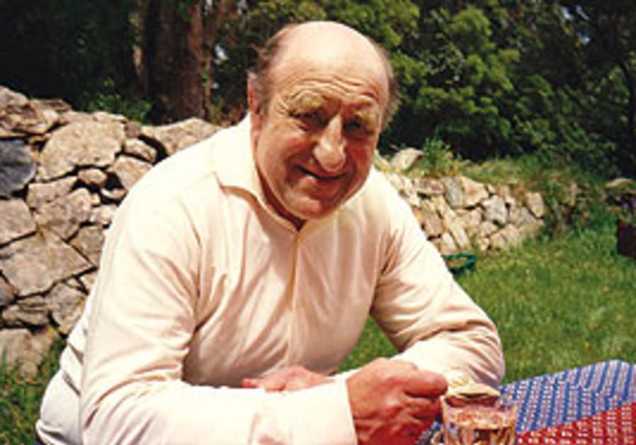 Bill Perleberg in Tasmania