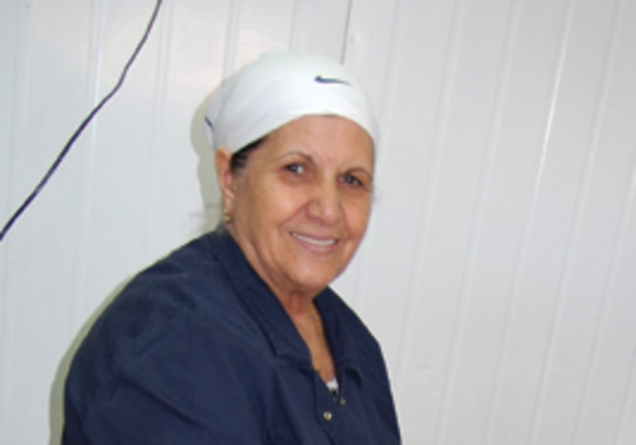 Ima chef Miriam Binyamin