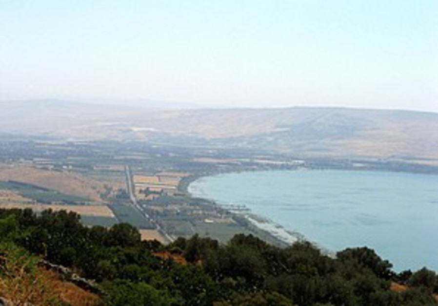 Pollution closes 3 Kinneret beaches