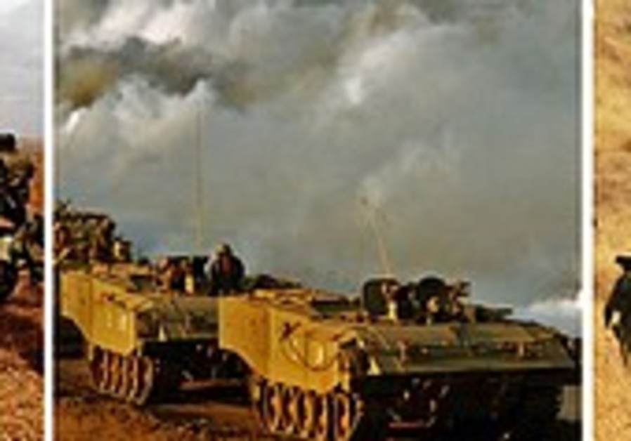 Army denies reducing level of forces in the Golan