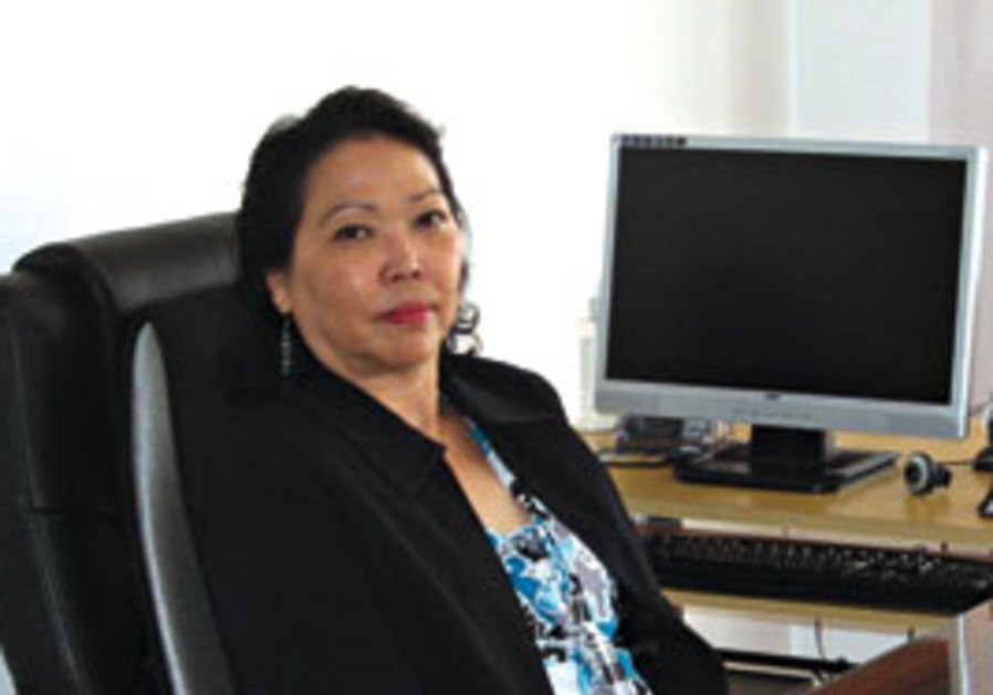 Phillipines Ambassador Petronilla Garcia
