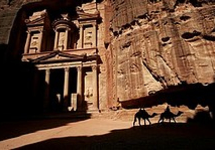 Petra, Great Wall among new 7 wonders of the world