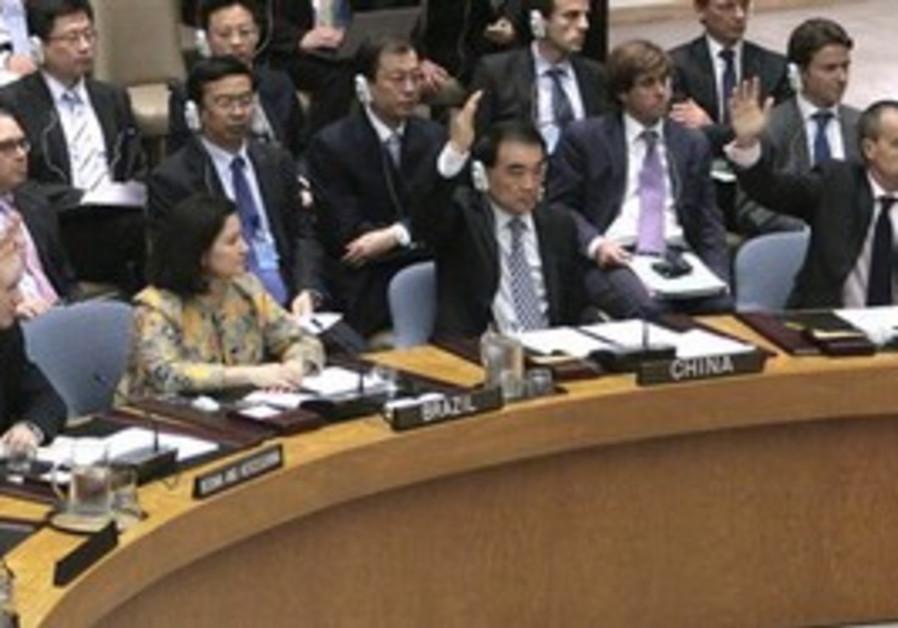 Brazilian Ambassador to the UN Maria Ribeiro Viott