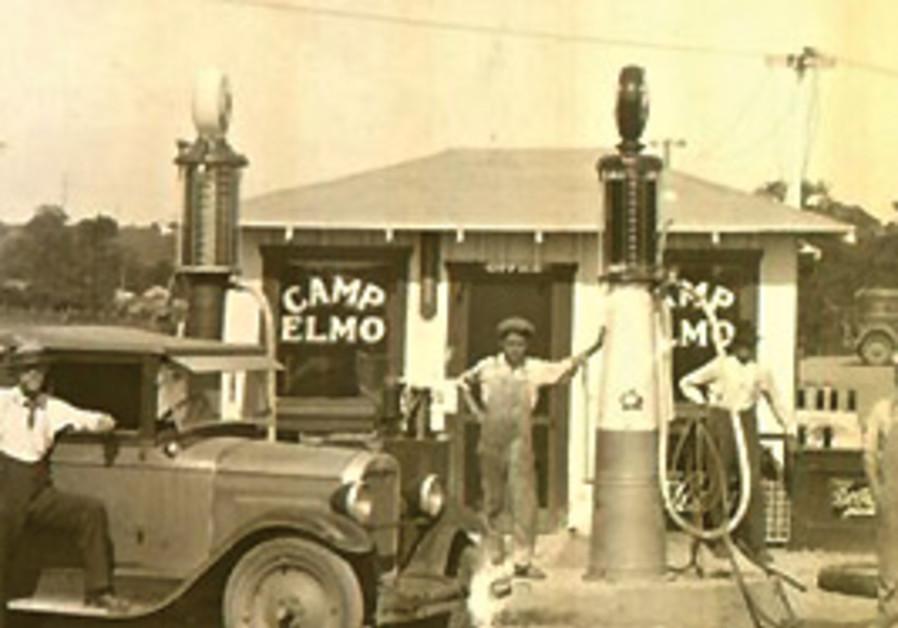 Snapshots of Oklahoma, circa 1920s-30s.