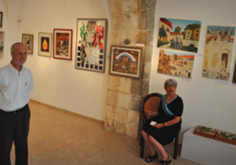 Jerusalem House of Quality art gallery
