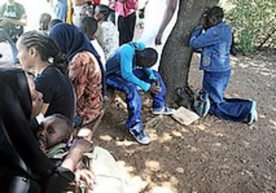 Sudanese allowed to stay - for now