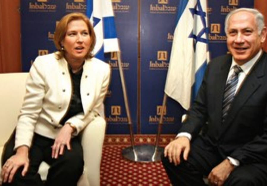 bibi and livni