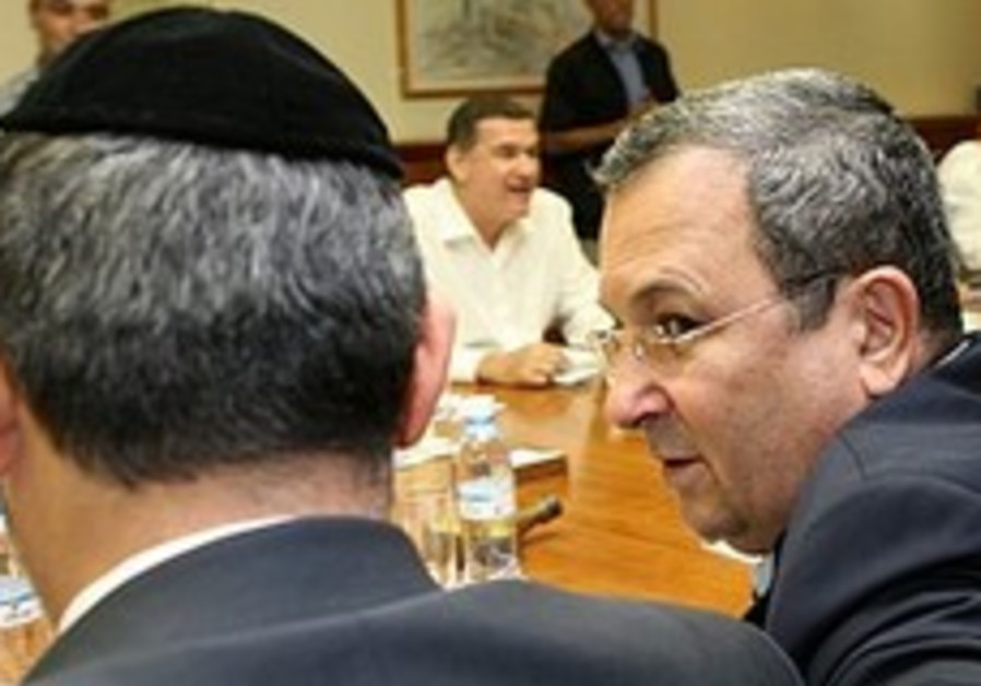 Barak: 'Special security situation' for towns within 30 km. of Gaza