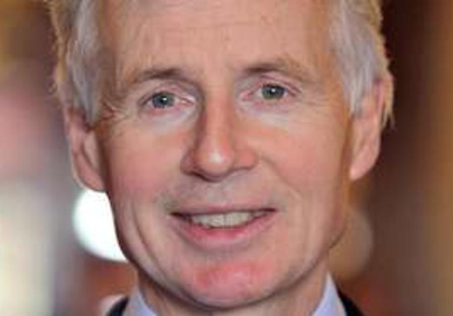 UK ambassador to Israel Tom Phillips