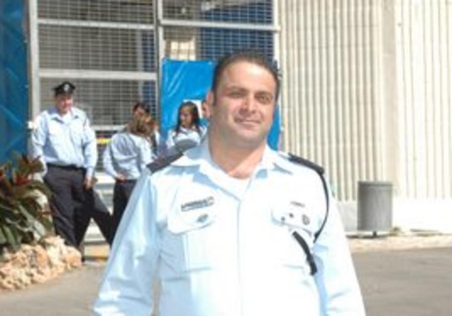 Policeman 'Shuki' Sofer zal