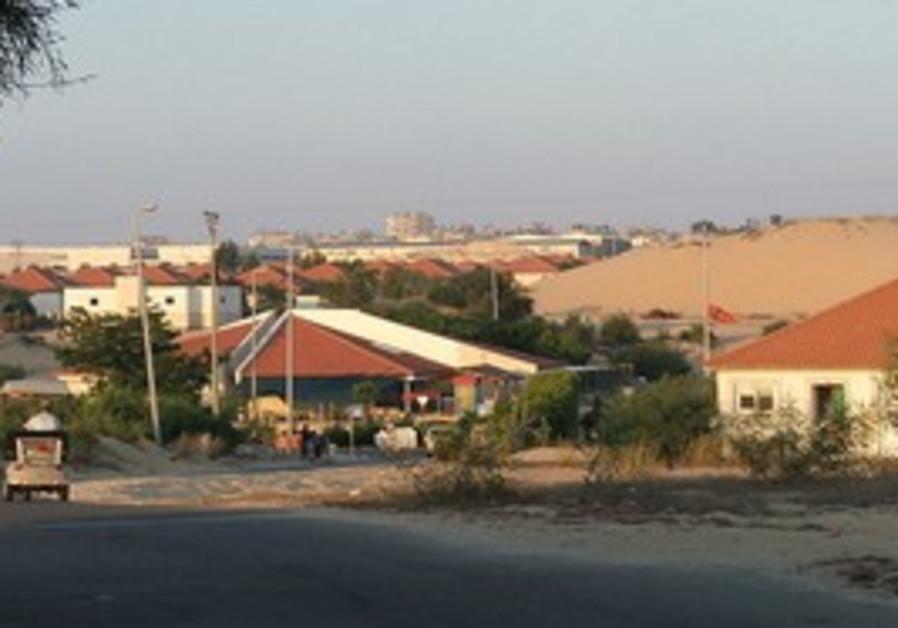 Neve Dekalim in Gush Katif
