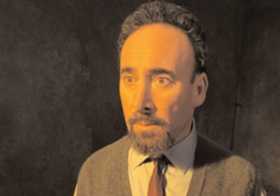 ANTONY SHER, 60, who plays Levy in 'Primo,' mused