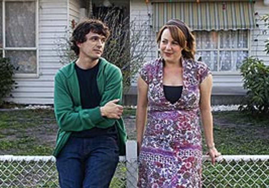 A scene from the comedy 'My Year Without Sex.'