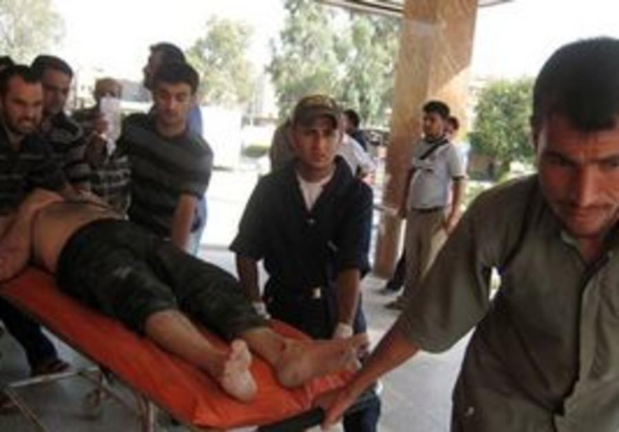 iraq violence victim