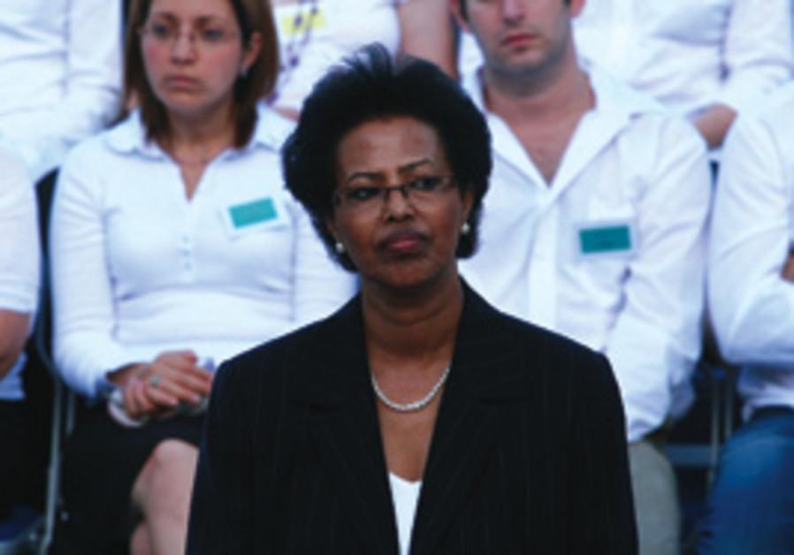 Dr. Nigist Mengesha.