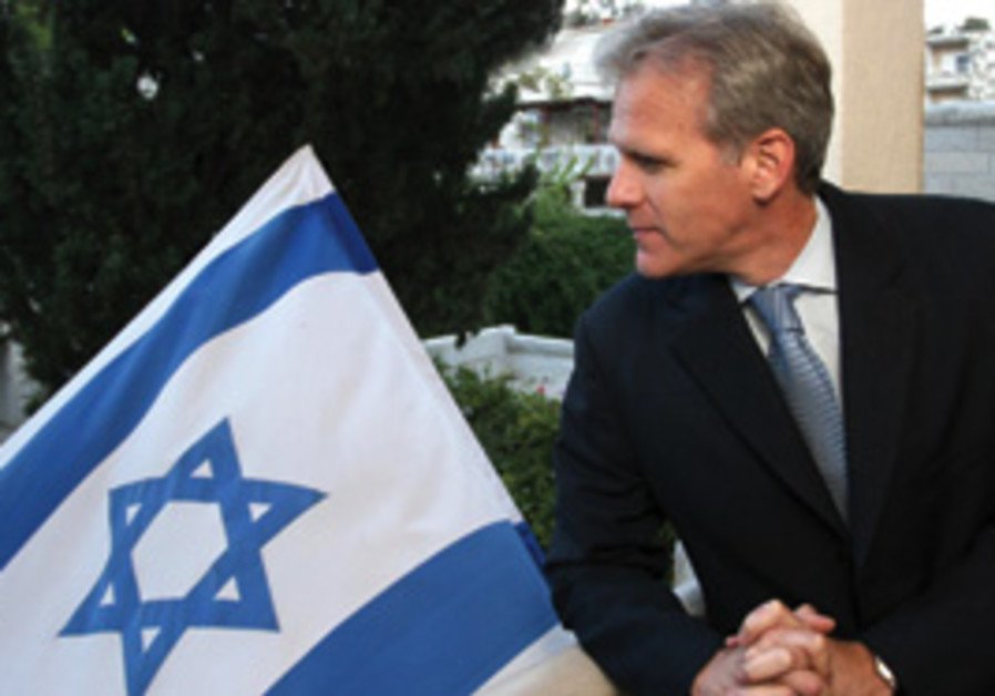 Israeli ambassador to the US Michael Oren.