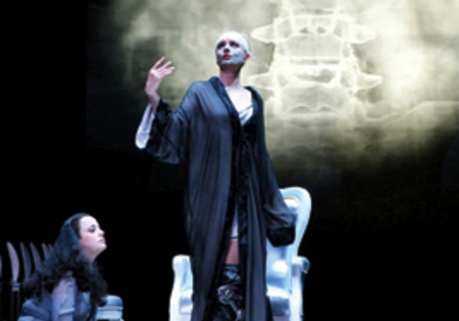 Passions ablaze in Tchaikovsky's opera, Pique Dame