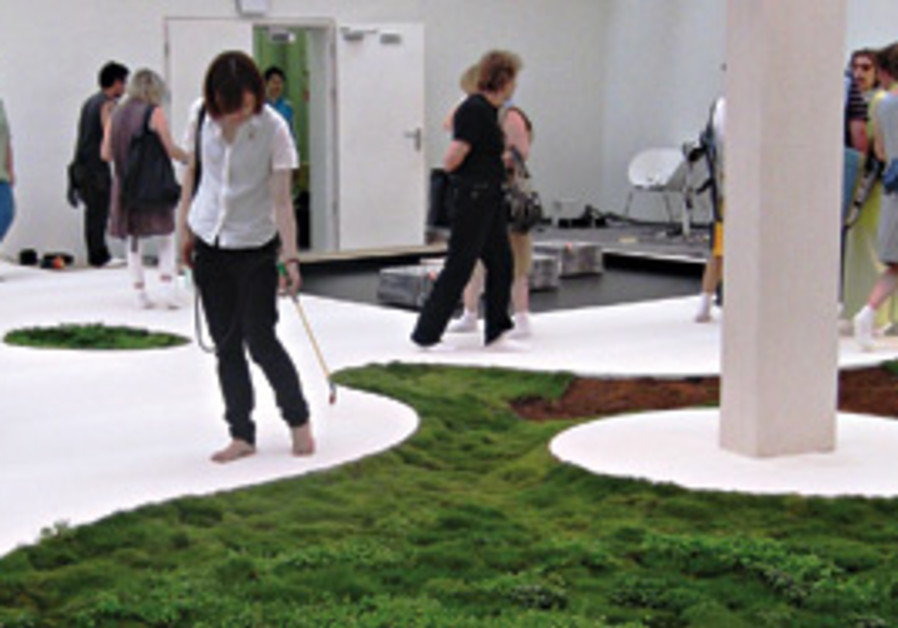Imagine a lawn growing on your living-room floor.
