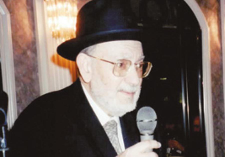 Rabbi Yehuda Benasouli