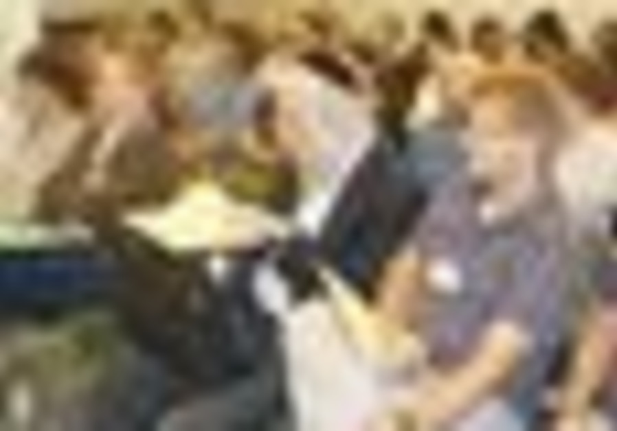 Holocaust seminar