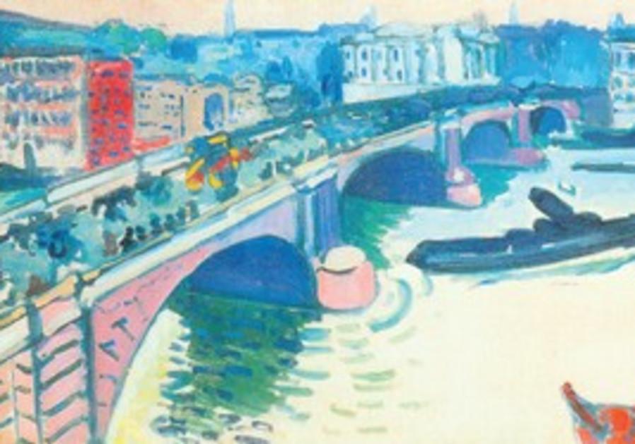 'LONDON BRIDGE' by André Derain