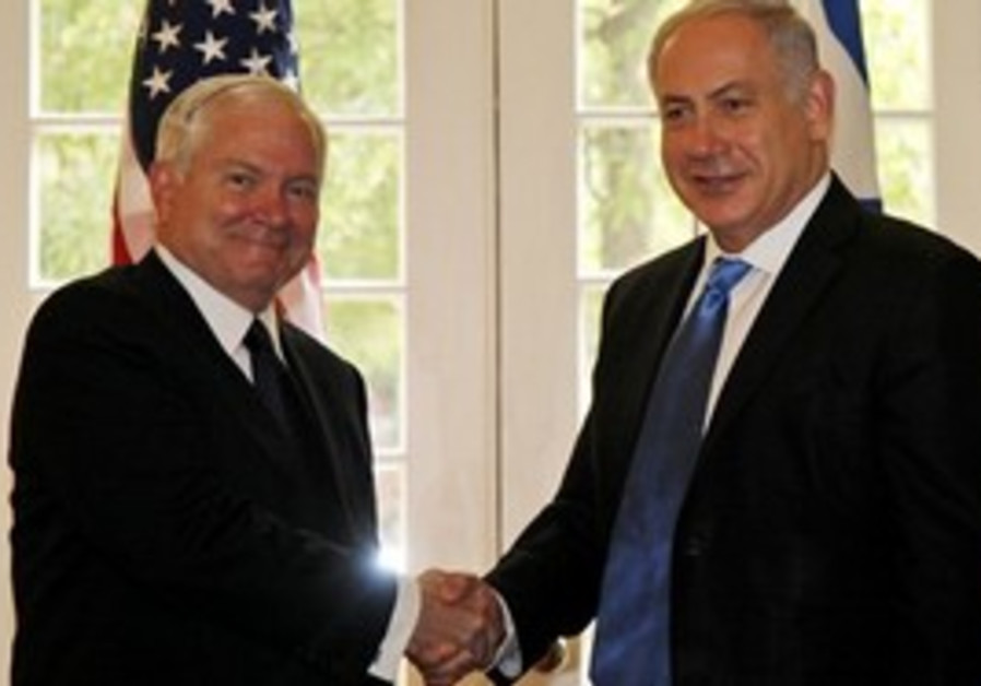 PM with Robert Gates