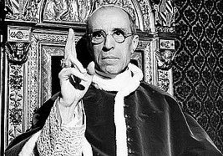 "Pope Pius XII, ""Hitler's Pope"""