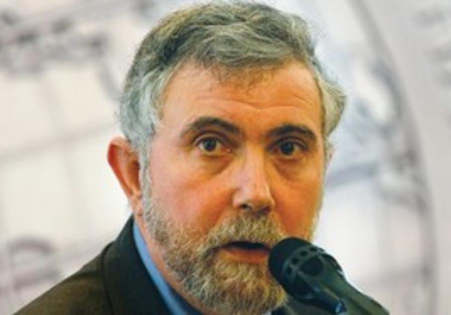 US economist Paul Krugman