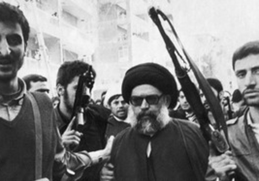 Fadlallah in 1985.