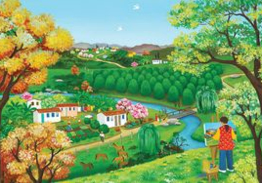 Painting the Countryside