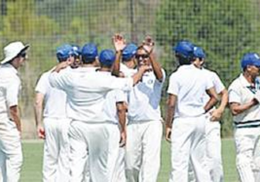 ISRAELI CRICKET has seen somewhat of a resurgence