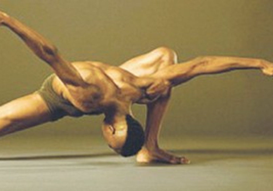 ALONZO KING. In Israel next year