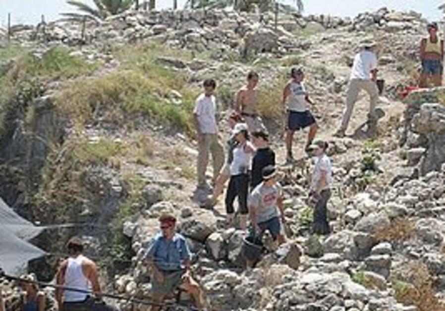 Megiddo Expedition