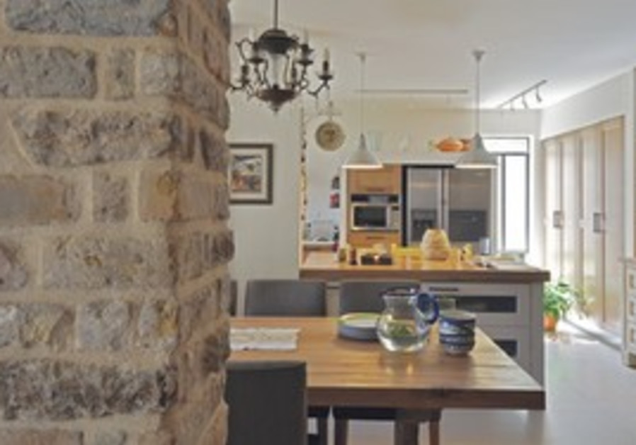 Ramat Hasharon house makeover