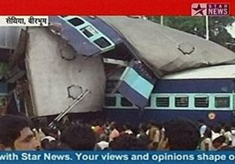 train crash in india kills 56