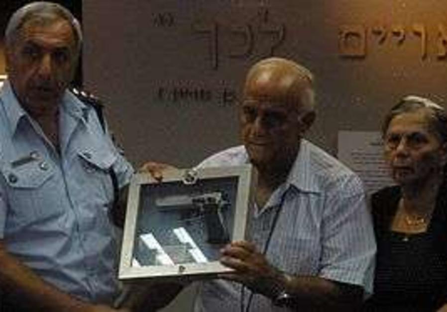 Hebron police