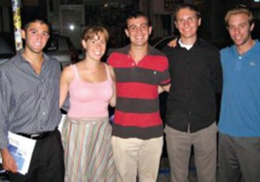 Michigan business students learn the ropes in Israel