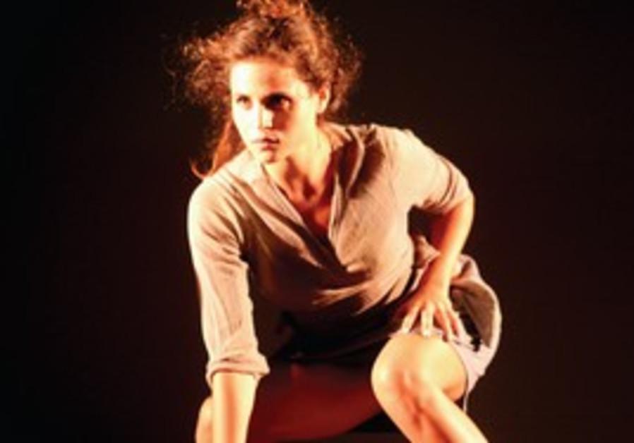 Dancer Dana Katz