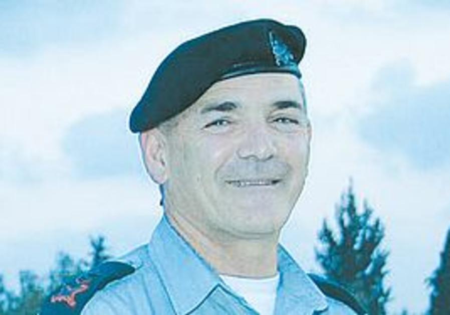 Maj.-Gen Avi Mizrahi
