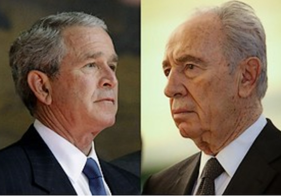 Comment: Two presidents, one vision